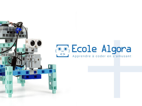 ALGORA CASABLANCA - Apprendre à coder en s'amusant.