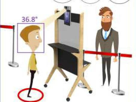 VIGILANCE - La solution qui sécurise votre espace intérieur en période de Covid-19.