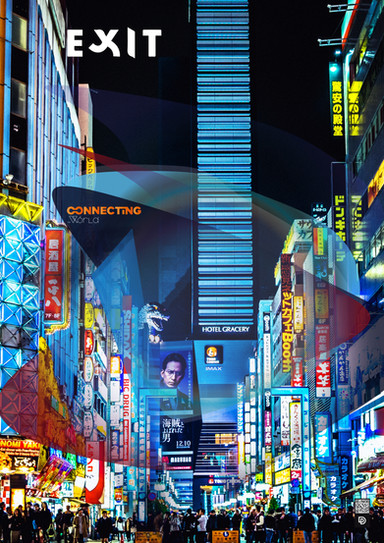 Connecting Tokyo