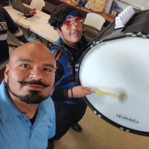 Joaquin Hernandez, High School Band Director