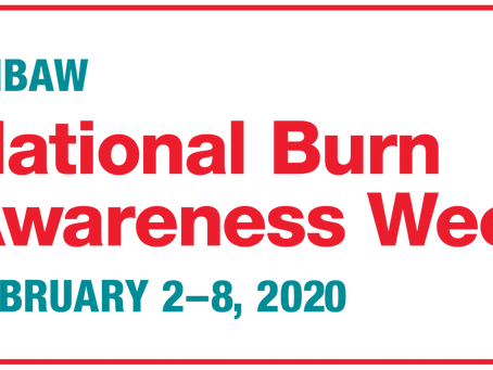 Observing National Burn Awareness Week