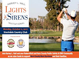 Golfing to Benefit Burn Survivors