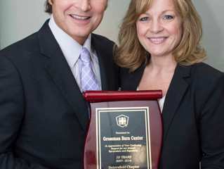 The Grossman Burn Center Recognized by ASSE