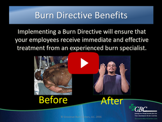 Burn Directive Benefits
