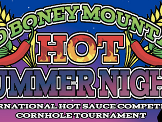 2nd Annual Old Boney Mountain Hot Summer Night Festival
