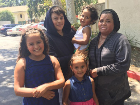 Moorpark Mother Set on Fire Recovers