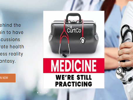 Medicine, We're Still Practicing Podcast with Dr. Peter Grossman