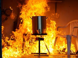 Thanksgiving Burn Safety