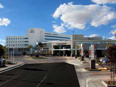 GROSSMAN BURN CENTERS FINALIZED DEAL WITH DIGNITY HEALTH