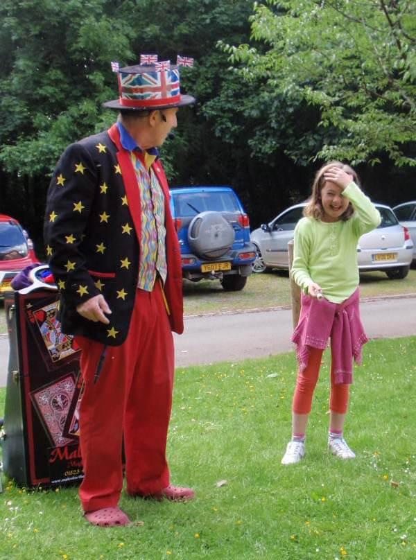Malcolm the Magician Children's Entertainment