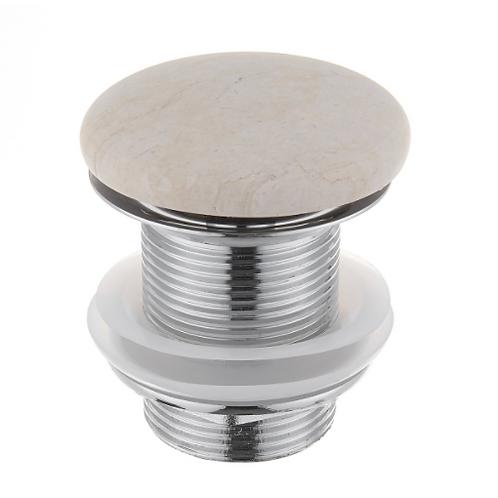 Pop-up - Light Stone Drain for Lapis Sinks