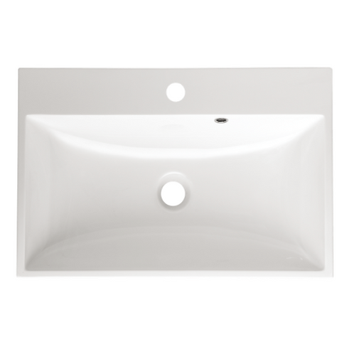 Single Drop in Sink Without Border