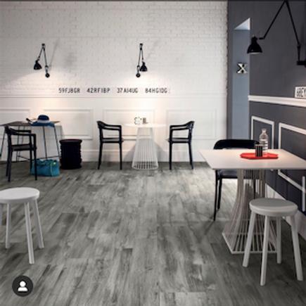 Grey Wood Plank Finza Tile