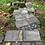 Thumbnail: Distressed Grey Square Tile