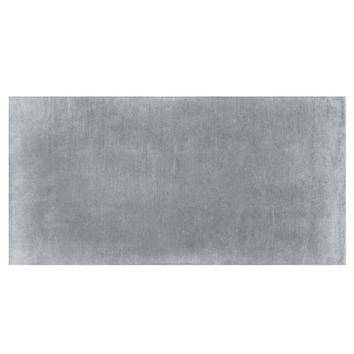 RAW Dark Grey Cement Tile
