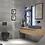 Thumbnail: ALFA Wall-Hung Toilet - Matte Black