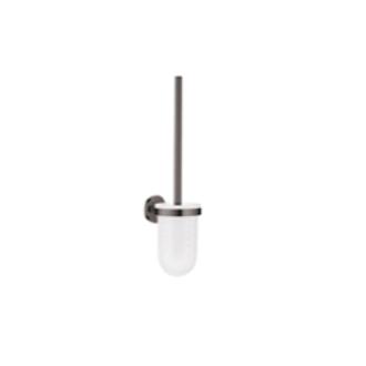 Essentials Toilet Brush Set - Graphite