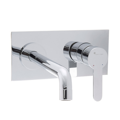 Round Wall Mounted Sink Faucet Optima Sofia