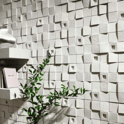 Quadro Arctic 36.5 x 14.5 Facing Tile