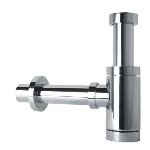 Sink Siphon Quatro 5/4 Chrome