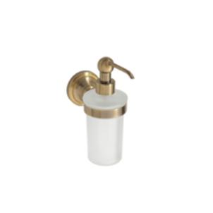 RICORDI: Gold Soap Dispenser