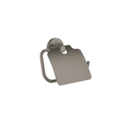 Essentials Toilet Paper Holder w/cover