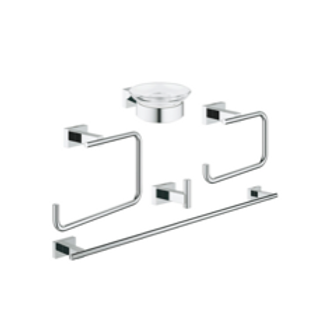 Grohe Essentials Cube chrome Accessories