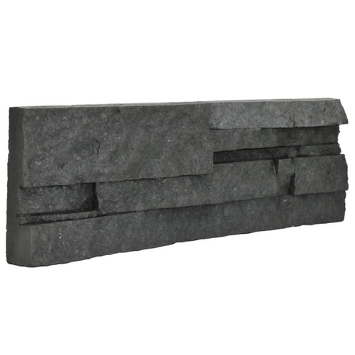 Crushed Stone Dark Grey Tile