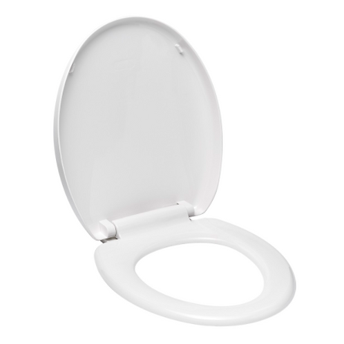Plastic Soft Close Toilet Seat for BA010