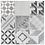 Thumbnail: Grey Pattern Manises Tile