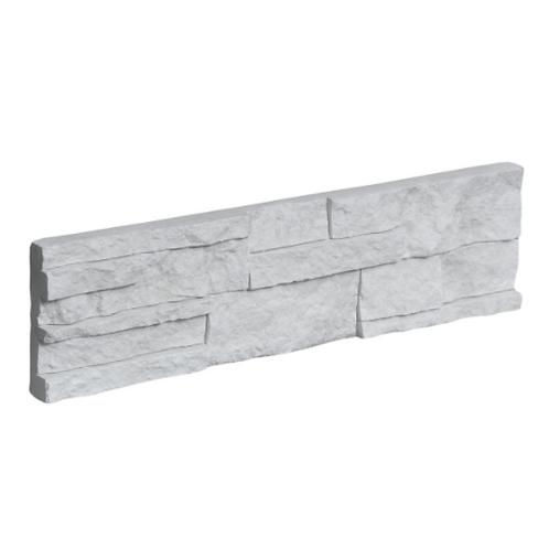 Crushed Stone White Brick Tile