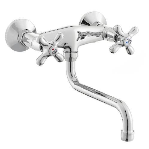 IRIS/RICORDI Bath Set - Bronze Tub Faucet