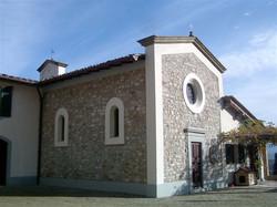 Gebrandschilderd glas in Toscane