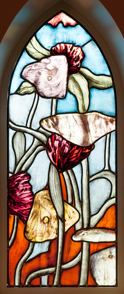 Glas-in-lood raam #1