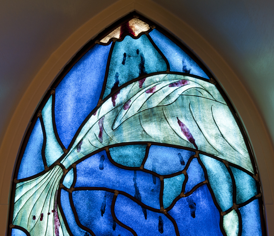 Glas-in-lood - Nieuwe Augustinuskerk