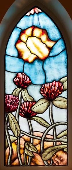 Glas-in-lood raam #2
