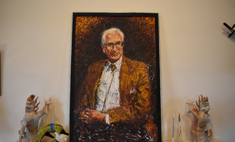 Murray Gell-Man: Owner & Winner of the 1969 Nobel Prize in Physics