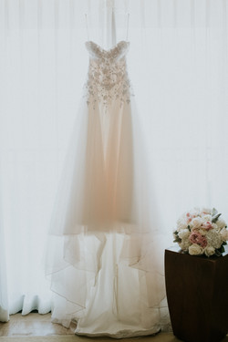 wedding dress detail wedding photography the ritz-carlton rancho mirage