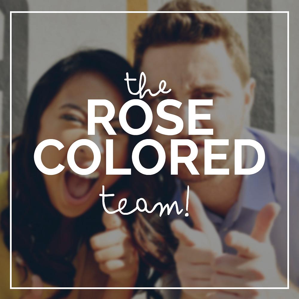 Rose Colored Photography Team, Alyssa Tembrina and David Kearney