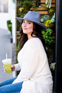 lifestyle content social media photography photo shoot green tea coffee los angeles