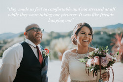 bride and groom laughing candid wedding day photography california wedding photographer