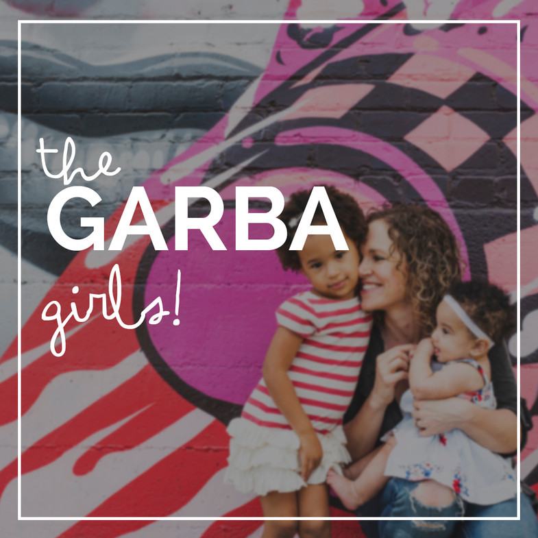 Family Portraits: The Garba Girls