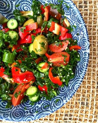 My Sexy Salad.