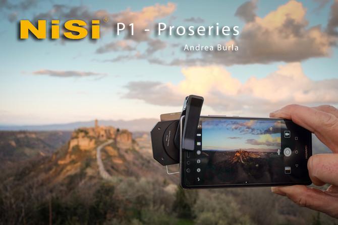 NiSi P1 - Proseries, prova sul campo