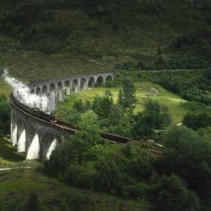 Scotland - Harry Potter Train