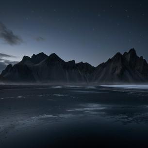 Iceland - Vestrahorn Night Light