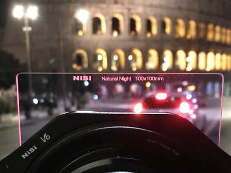 Come fare foto notturne in città e alla via lattea
