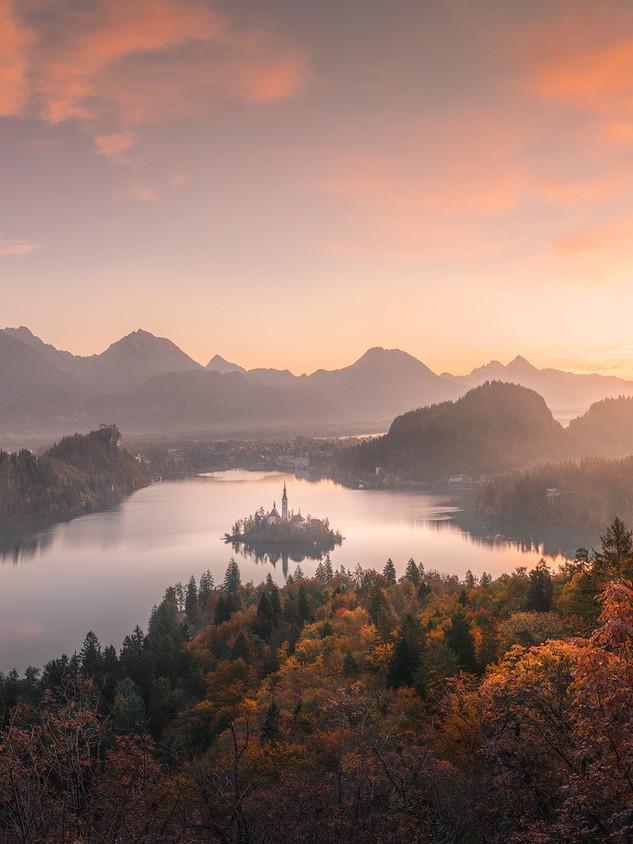 Slovenia - Bled Lake