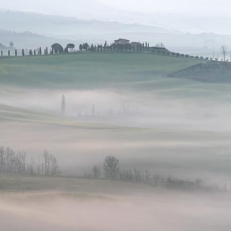 Italy - Tuscany, standard mood...