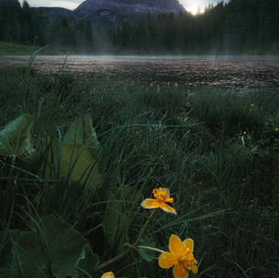 Italy - Dolomites, d'Antorno Lake